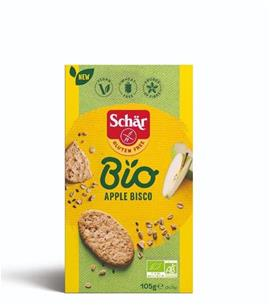 Apple bisco bio 105g