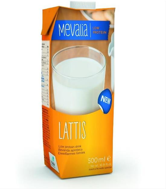 MEVALIA Lattis 500ml